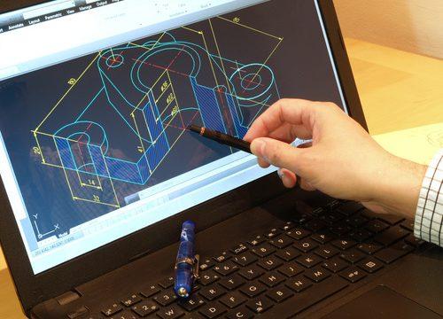 設計サポート業務(CADオペレータ/製造装置)AutoCAD