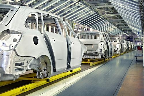 自動車の車体の生産技術業務